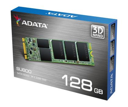ADATA 128GB SATA SSD Ultimate SU800 M.2 2280-340494 - Zdjęcie 4