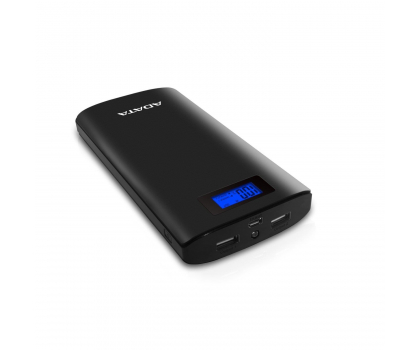 ADATA Power Bank 20000 mAh Czarny  (AP20000D-DGT-5V-CBK)