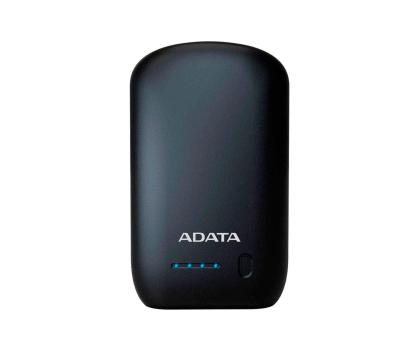 ADATA Power Bank P10050 10050 mAh 2.1 A czarny-427671 - Zdjęcie 1