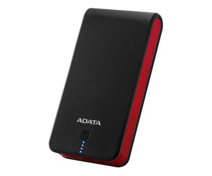 ADATA Power Bank P20100 20100 mAh 2.1 A czarno-czerwony-426257 - Zdjęcie 1
