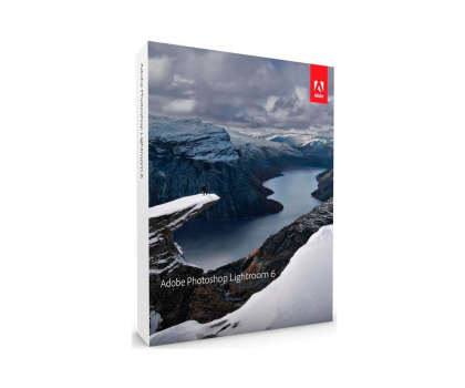 Adobe Photoshop Lightroom 6 WIN/MAC ENG Box -322878 - Zdjęcie 1