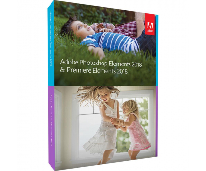 Adobe Photoshop&Premiere Elements 2018 WIN [ENG] ESD -413033 - Zdjęcie 1