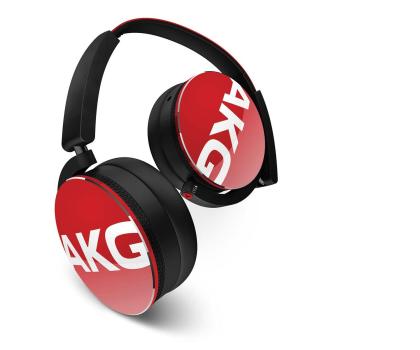 AKG Y50 czerwone-317444 - Zdjęcie 1