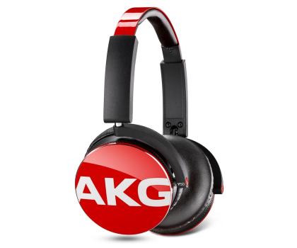AKG Y50 czerwone-317444 - Zdjęcie 2