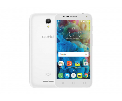 Alcatel Pop 4 LTE Dual SIM biały-338502 - Zdjęcie 1