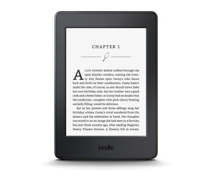Amazon All New Kindle Paperwhite 3 bez reklam 4GB czarny -338542 - Zdjęcie 1