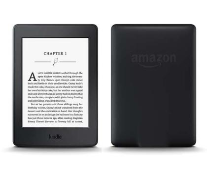 Amazon All New Kindle Paperwhite 3 bez reklam 4GB czarny -338542 - Zdjęcie 3