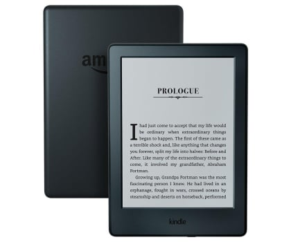Amazon Kindle Touch 8 2016 special offer czarny