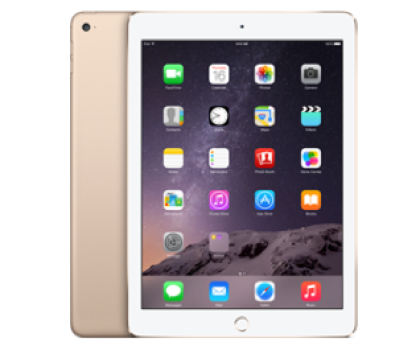Apple iPad Air 2 16GB + modem Gold-212405 - Zdjęcie 5