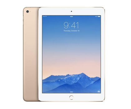 Apple iPad Air 2 16GB + modem Gold-212405 - Zdjęcie 1