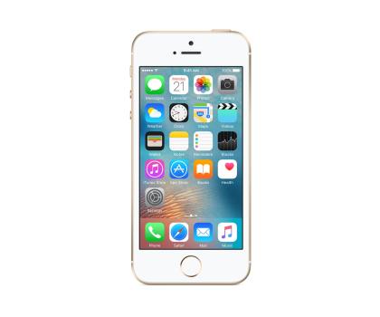 Apple iPhone SE 128GB Gold-356917 - Zdjęcie 3
