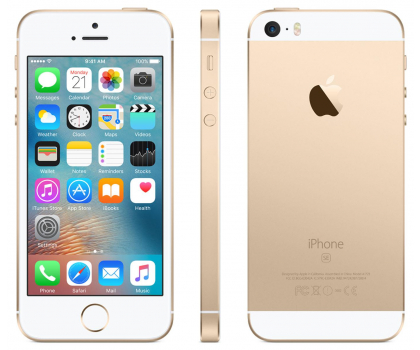 Apple iPhone SE 128GB Gold-356917 - Zdjęcie 2
