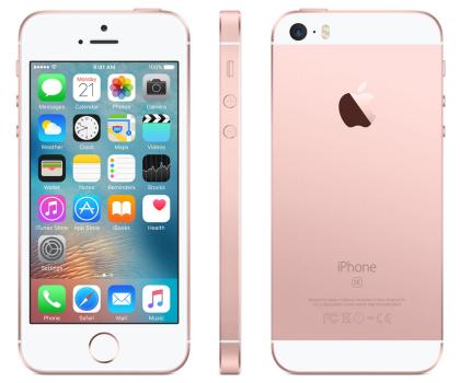 Apple iPhone SE 32GB Rose Gold-356913 - Zdjęcie 2