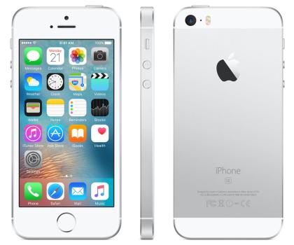 Apple iPhone SE 32GB Silver-356910 - Zdjęcie 2