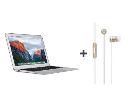 Apple MacBook Air i5/8GB/128GB/HD6000+urBeats Gold-412761 - Zdjęcie 1