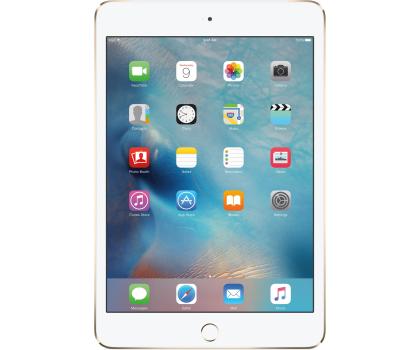 Apple NEW iPad mini 4 128GB + modem Gold-259896 - Zdjęcie 2