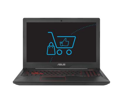 ASUS FX503VD-E4082 i5-7300HQ/8GB/1TB GTX1050-409422 - Zdjęcie 3