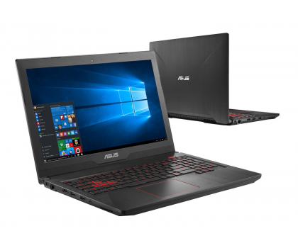 ASUS FX503VM-E4108T i5-7300HQ/8GB/240+1TB/Win10 GTX1060-447000 - Zdjęcie 1