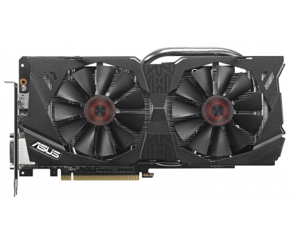 ASUS GeForce GTX970 4096MB 256bit DirectCu II Strix OC-208786 - Zdjęcie 3