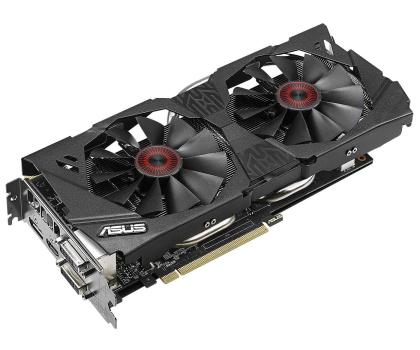 ASUS GeForce GTX970 4096MB 256bit DirectCu II Strix OC-208786 - Zdjęcie 2