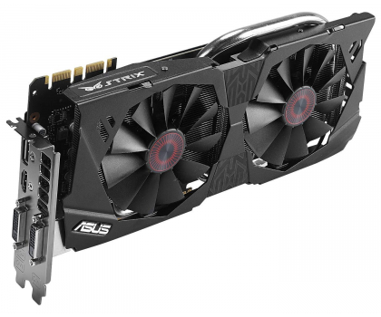 ASUS GeForce GTX970 4096MB 256bit DirectCu II Strix OC-208786 - Zdjęcie 6