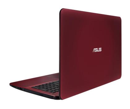 ASUS K555LD-XO122 i3-4010U/4GB/1TB GF820 czerwony-213847 - Zdjęcie 2