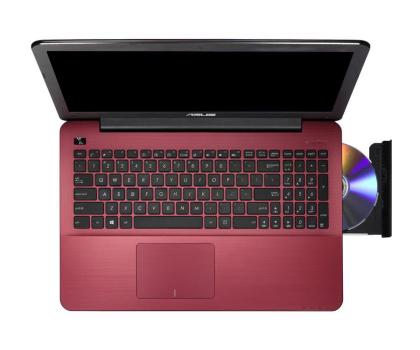 ASUS K555LD-XO122 i3-4010U/4GB/1TB GF820 czerwony-213847 - Zdjęcie 6