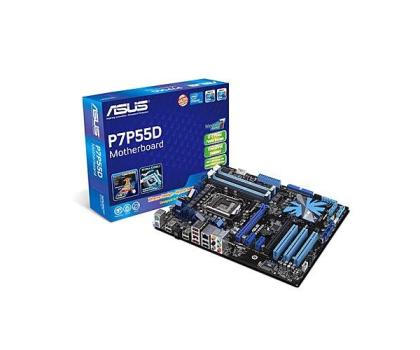 ASUS P7P55D LE (P55 2xPCI-E DDR3)-45678 - Zdjęcie 3
