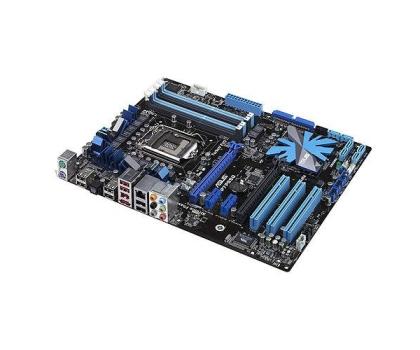 ASUS P7P55D LE (P55 2xPCI-E DDR3)-45678 - Zdjęcie 4