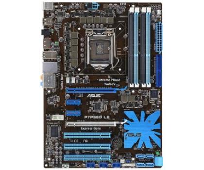 ASUS P7P55D LE (P55 2xPCI-E DDR3)-45678 - Zdjęcie 2
