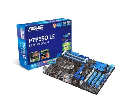 ASUS P7P55D LE (P55 2xPCI-E DDR3)-45678 - Zdjęcie 1