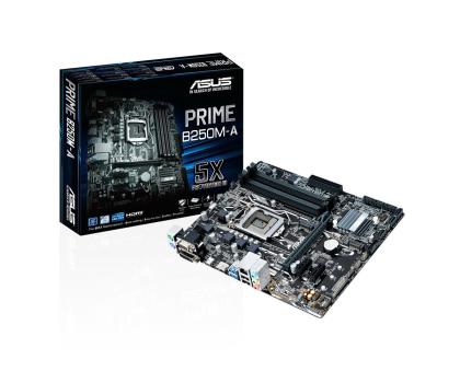 ASUS PRIME B250M-A + i5-7400 + Crucial 8GB 2400MHz-380646 - Zdjęcie 2