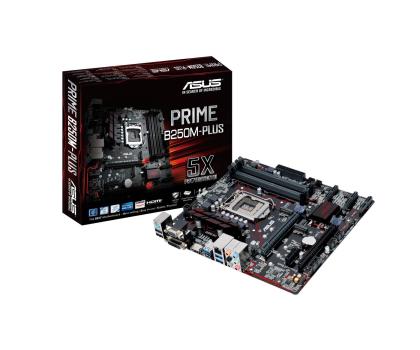 ASUS PRIME B250M-PLUS (3xPCI-E DDR4 USB3/M.2)-341615 - Zdjęcie 1