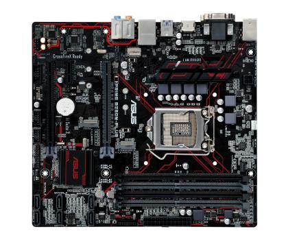 ASUS PRIME B250M-PLUS (3xPCI-E DDR4 USB3/M.2)-341615 - Zdjęcie 4