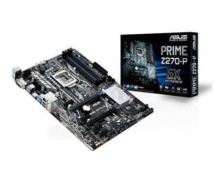 ASUS PRIME Z270-P + i7-7700K + Crucial 16GB 2400MHz-391538 - Zdjęcie 2