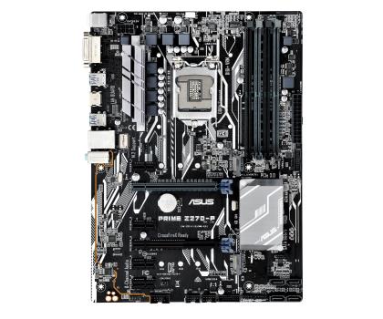ASUS PRIME Z270-P + i7-7700K + Crucial 16GB 2400MHz-391538 - Zdjęcie 3