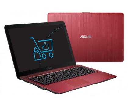 ASUS R540LJ-XX338 i3-5005U/4GB/1TB GF920 czerwony-317207 - Zdjęcie 1