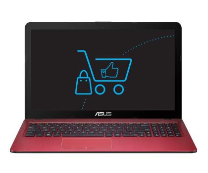 ASUS R540LJ-XX338 i3-5005U/4GB/1TB GF920 czerwony-317207 - Zdjęcie 3