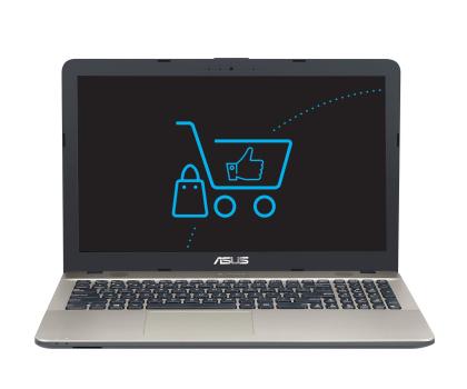 ASUS R541UA-DM1404D i3-7100U/4GB/256SSD/DVD-358627 - Zdjęcie 2
