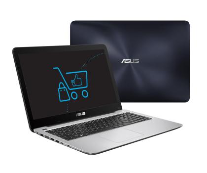 ASUS R558UQ-DM513D i5-7200U/4GB/1TB/DVD GT940MX-339812 - Zdjęcie 1