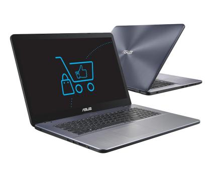 ASUS R702UA-BX154 i3-7100U/4GB/256SSD-393652 - Zdjęcie 1