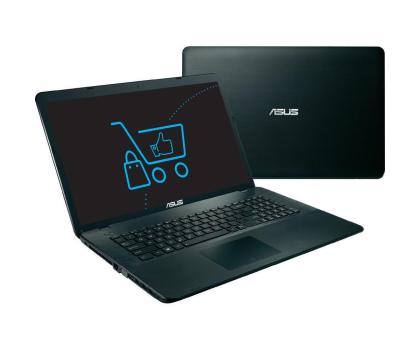 ASUS R752NV-TY007 N4200/4GB/1TB/DVD GF920MX-359032 - Zdjęcie 1