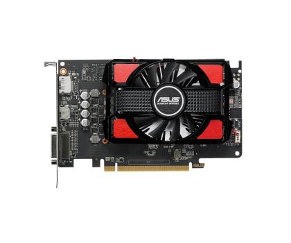 ASUS Radeon RX 550 2GB GDDR5-366566 - Zdjęcie 3