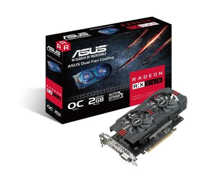 ASUS Radeon RX 560 OC 2GB GDDR5-370756 - Zdjęcie 1