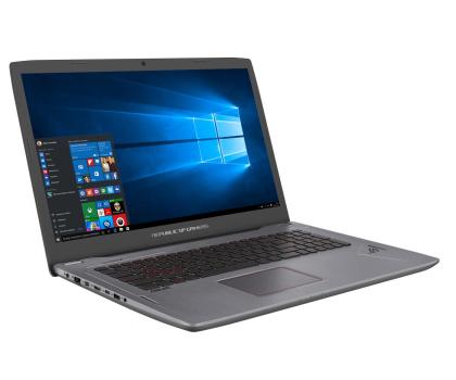ASUS ROG GL702VM i7-7700HQ/16GB/256+1TB/Win10 GTX1060-343740 - Zdjęcie 1