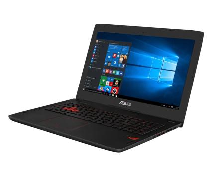 ASUS ROG Strix GL502VM i7-6700/24G/480+1TB/Win10 1060-326189 - Zdjęcie 1