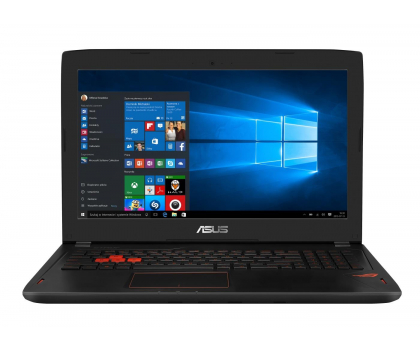 ASUS ROG Strix GL502VM i7-6700/24G/480+1TB/Win10 1060-326189 - Zdjęcie 2
