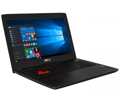 ASUS ROG Strix GL502VM i7-7700/12GB/128+1TB/Win10 1060-343756 - Zdjęcie 3