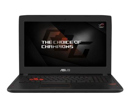 ASUS ROG Strix GL502VS i7-6700/16GB/256+1TB GTX1070-331198 - Zdjęcie 2