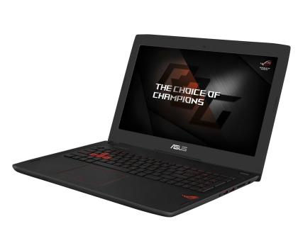 ASUS ROG Strix GL502VS i7-6700/16GB/256+1TB GTX1070-331198 - Zdjęcie 1